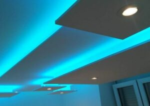 LED strip verlichting installeren